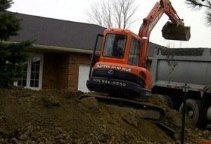 Grading & Excavating